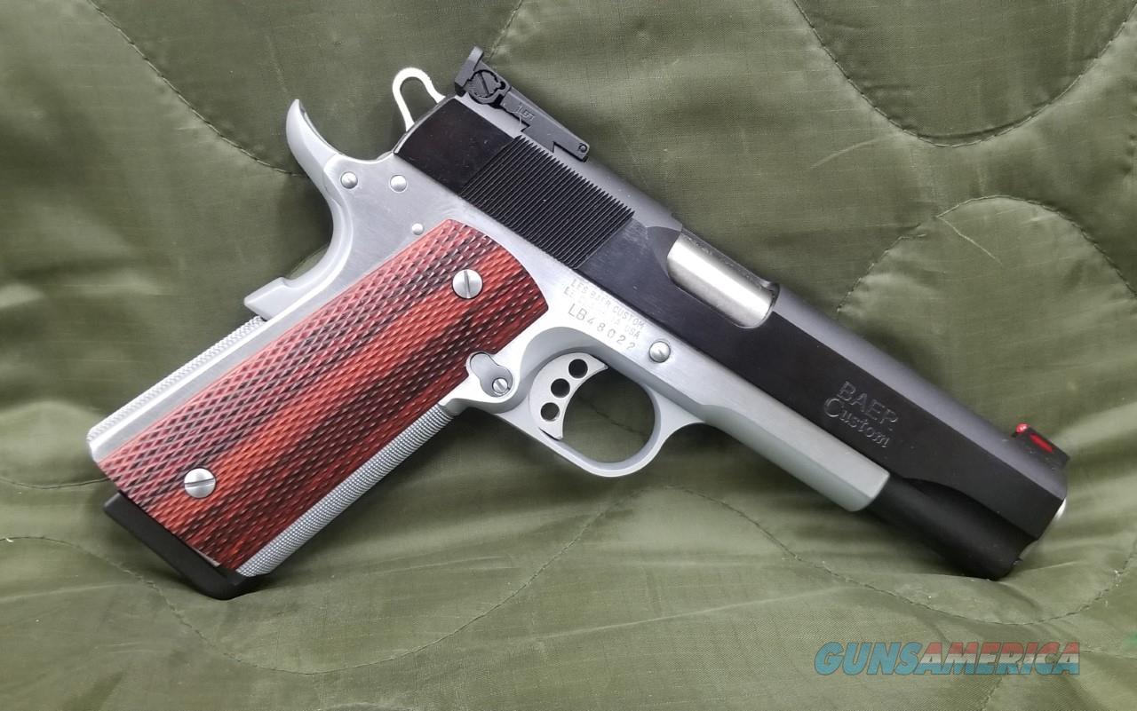 Les Baer Custom Boss 429   LBP42000003  Guns > Pistols > Les Baer Pistols