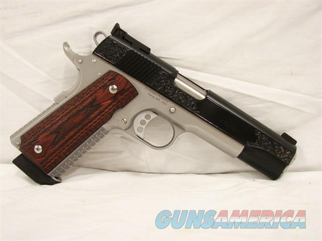 Ed Brown Classic Custom Engraved 1911 45ACP CC2-SB-ENH  Guns > Pistols > Ed Brown Pistols