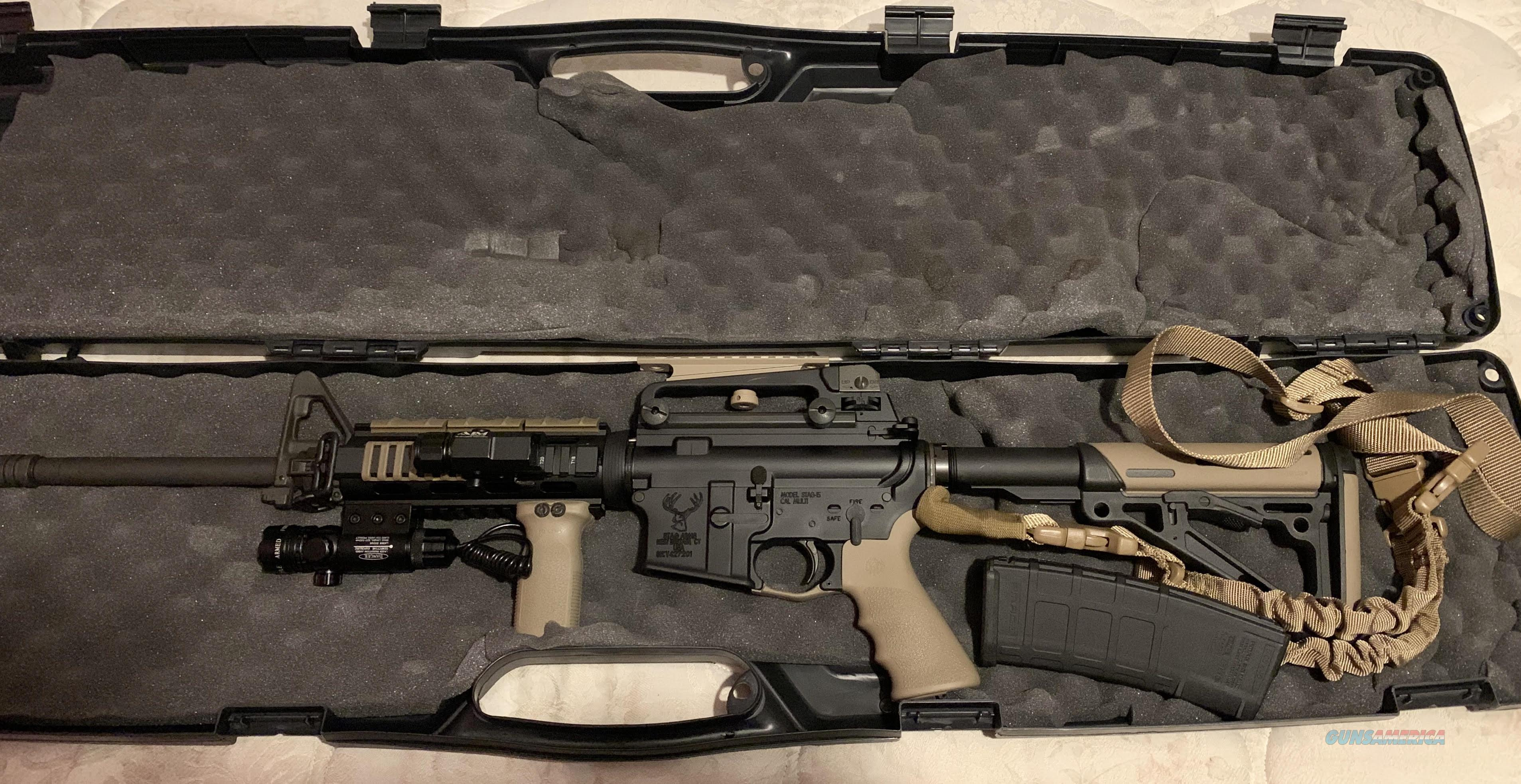 Stag Arms AR15 Model 2 Maryland Compliant  Guns > Rifles > Stag Arms > Complete Rifles
