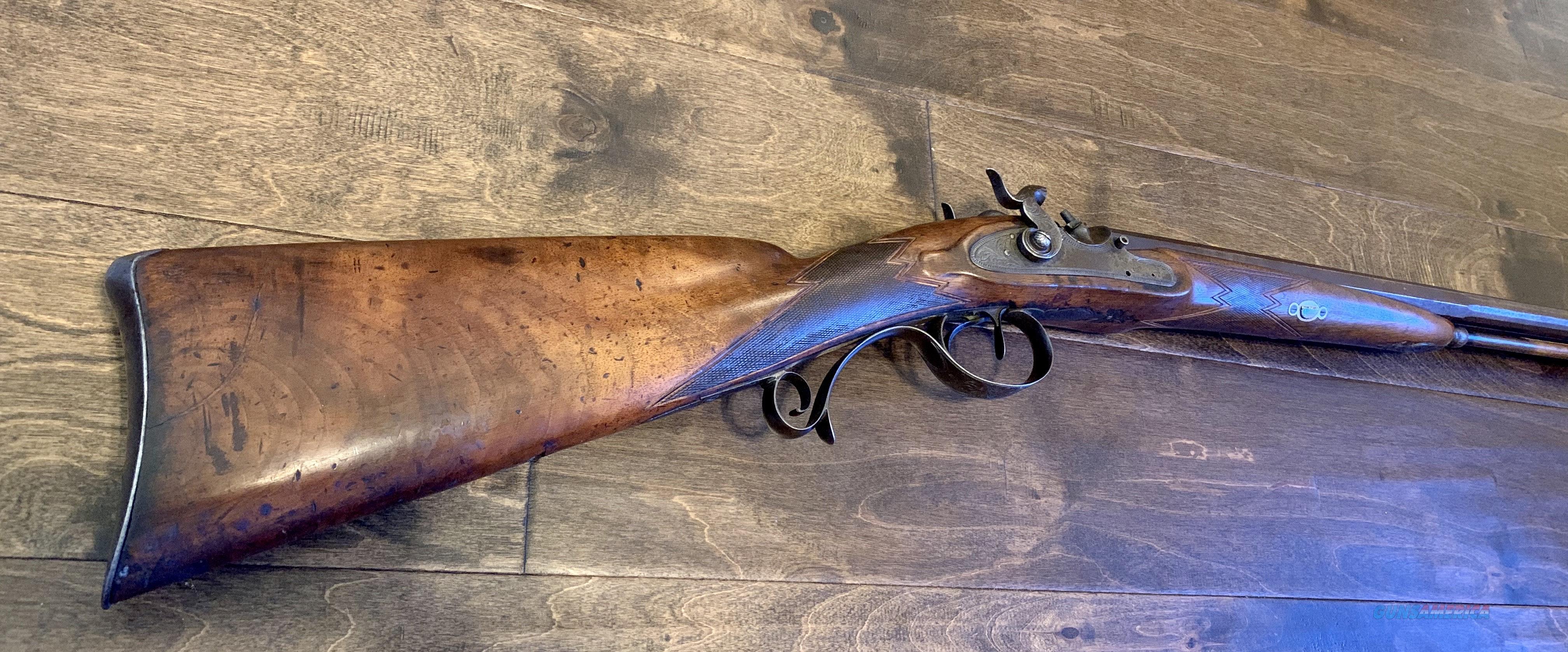 V. Funk & Sohne In Suhl  Guns > Rifles > Antique (Pre-1899) Rifles - Ctg. Misc.