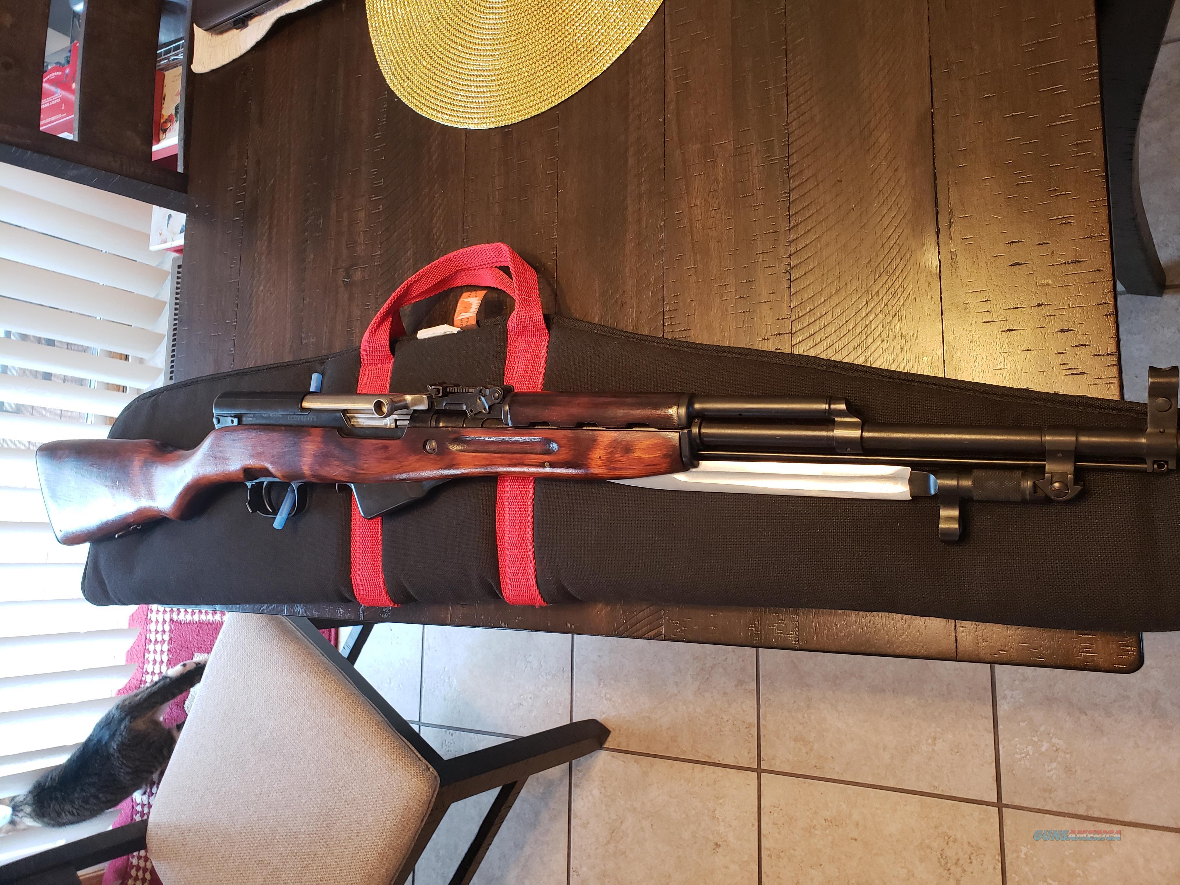 As-issued 1954 Tula Russian SKS 100% matching  Guns > Rifles > SKS Rifles