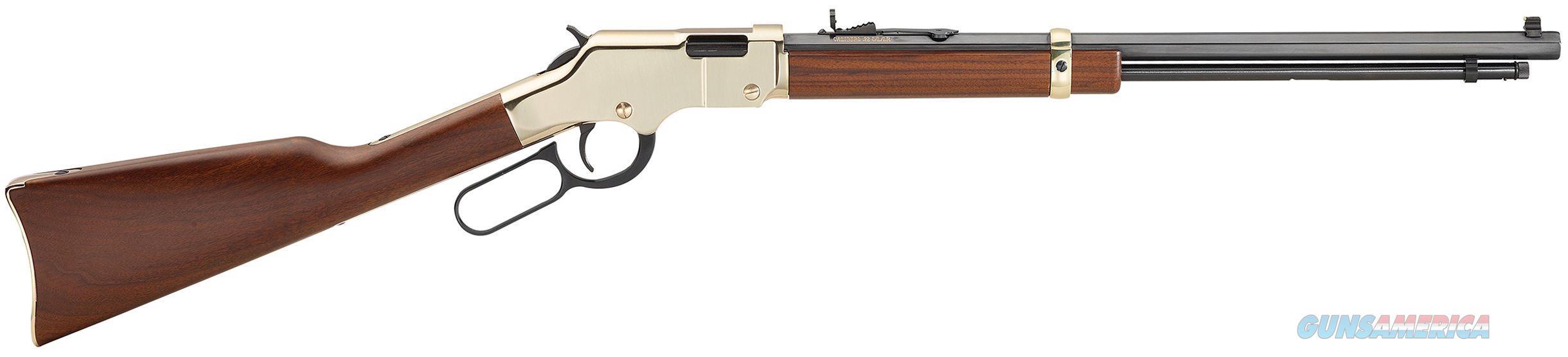 Henry Golden Boy 22LR H004 NIB New  Guns > Rifles > Henry Rifle Company