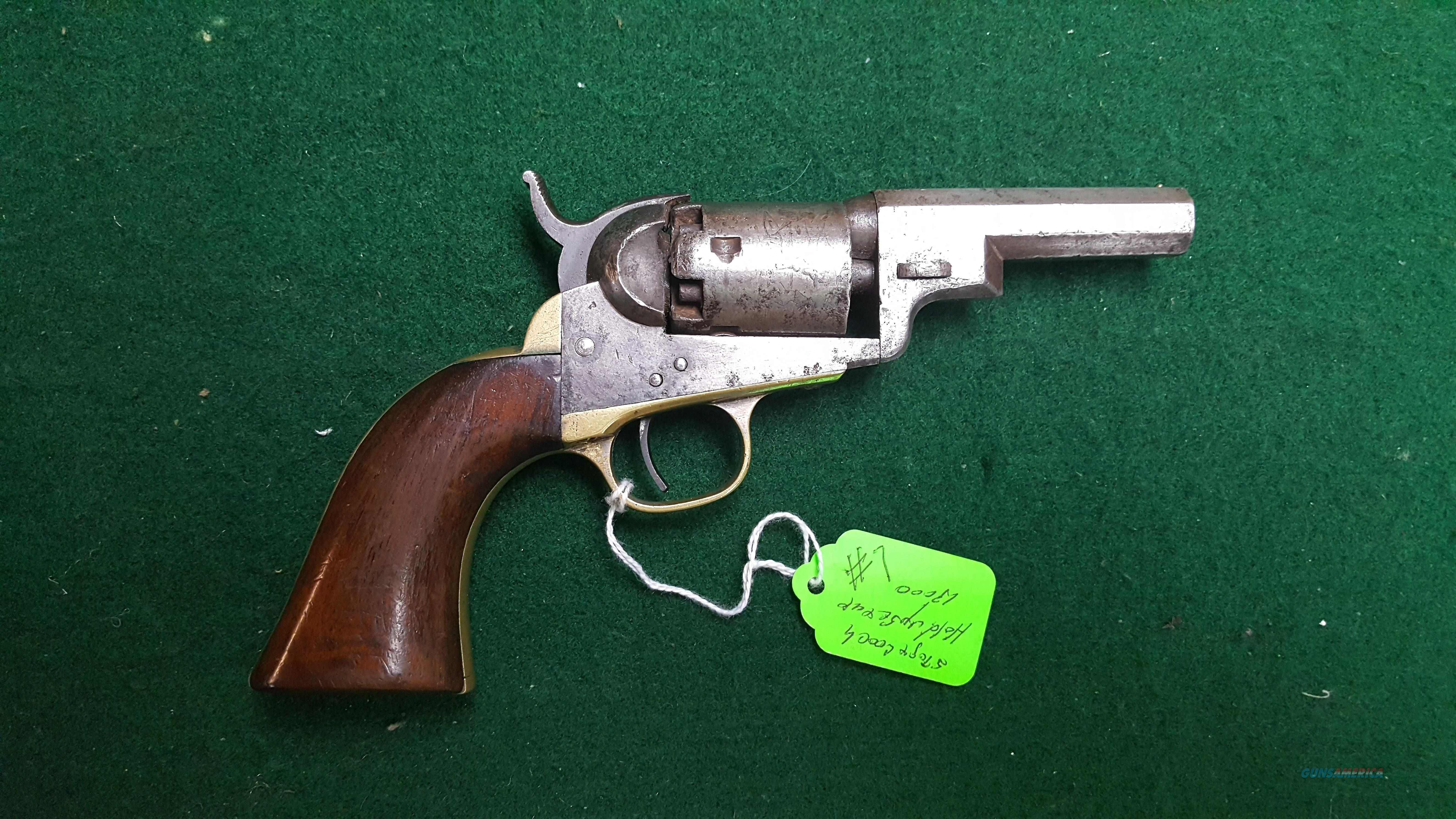 1849 Colt Pocket Model  Guns > Pistols > Colt Percussion Revolver - Pre-1899