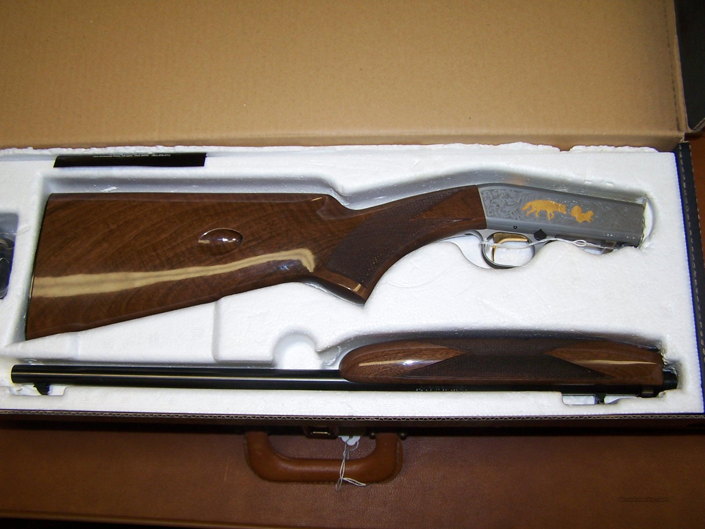 BROWNING GD 6 22 TAKEDOWN  Guns > Rifles > Browning Rifles > Semi Auto > Hunting