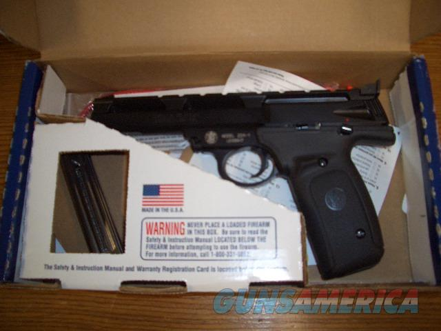 SMITH AND WESSON M22A  IN 22LR  Guns > Pistols > Smith & Wesson Pistols - Autos > .22 Autos