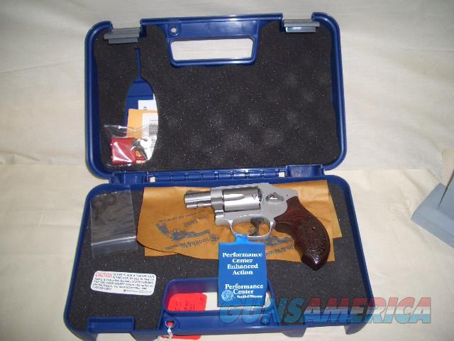 SMITH AND WESSON 642-2 TALO IN 38 SPECIAL  Guns > Pistols > Smith & Wesson Revolvers > Small Frame ( J )