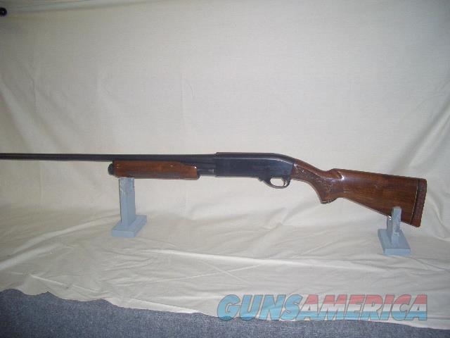 REMINGTON 870 WINGMASTER IN 20 GAUGE - SILVER SPOON  Guns > Shotguns > Remington Shotguns  > Pump > Hunting