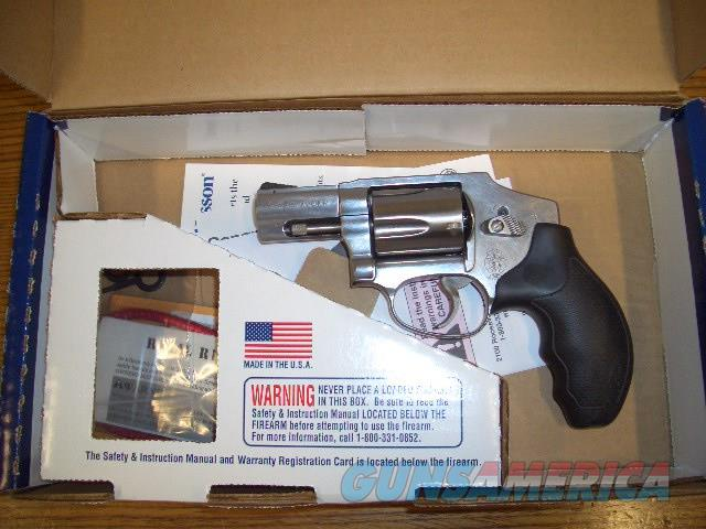 SMITH AND WESSON MODEL 640 STAINLESS IN 357 MAGNUM  Guns > Pistols > Smith & Wesson Revolvers > Small Frame ( J )