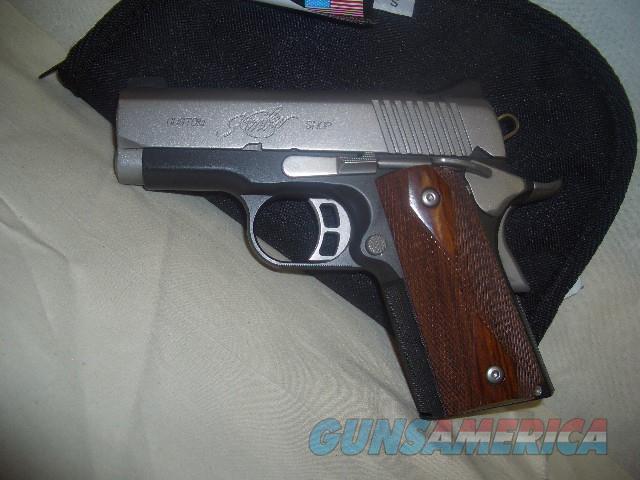 KIMBER ULTRA CDP 2 IN 45 ACP  Guns > Pistols > Kimber of America Pistols > 1911