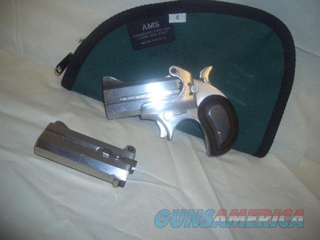 BOND ARMS COWBOY 45 LC/410 GA. - 45 ACP  Guns > Pistols > Bond Derringers