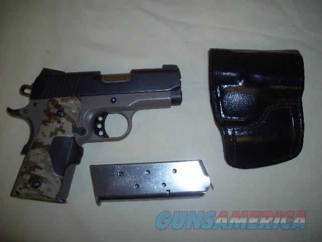 KIMBER ULTRA COVERT II IN 45 ACP  Guns > Pistols > Kimber of America Pistols > 1911