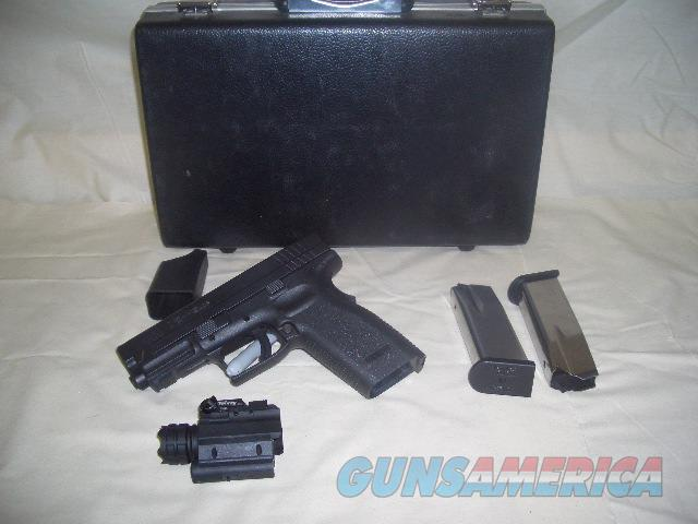 SPRINGFIELD ARMORY XD IN 45ACP COMPACT  Guns > Pistols > Springfield Armory Pistols > XD (eXtreme Duty)