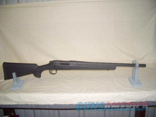 REMINGTON 700 TATICAL 308  Guns > Rifles > Remington Rifles - Modern > Model 700 > Tactical