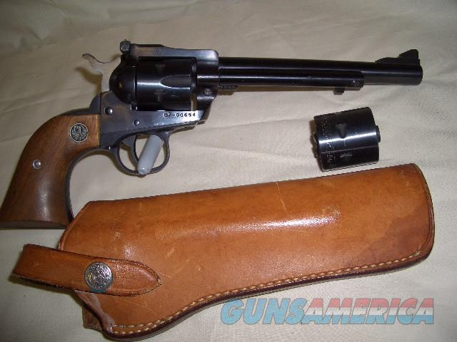 RUGER NEW MODEL SINGLE SIX 22 LR/ 22 WMR   Guns > Pistols > Ruger Single Action Revolvers > Single Six Type