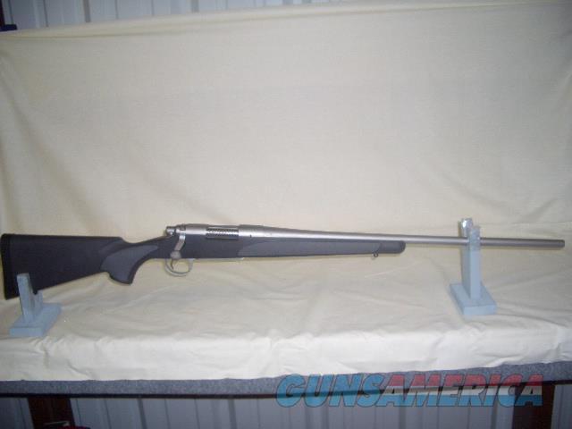 REMINGTON 700 STAINLESS IN 243  Guns > Rifles > Remington Rifles - Modern > Model 700 > Sporting
