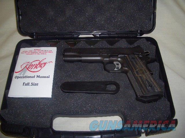 KIMBER TACTICAL CUSTOM II IN 45 ACP  Guns > Pistols > Kimber of America Pistols > 1911