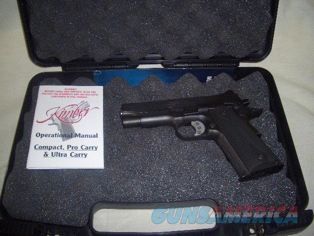 KIMBER PRO TLE II IN 45ACP  Guns > Pistols > Kimber of America Pistols > 1911