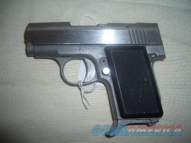 AMT BACKUP IN 380  Guns > Pistols > AMT Pistols > Other