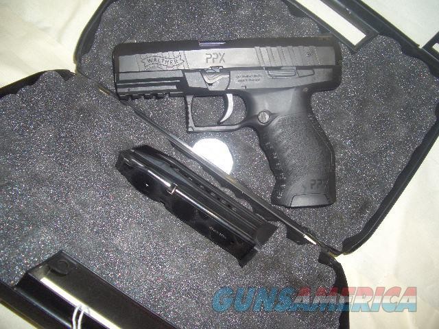 WALTHER PPX M1 IN 9MM  Guns > Pistols > Walther Pistols > Post WWII > PPX