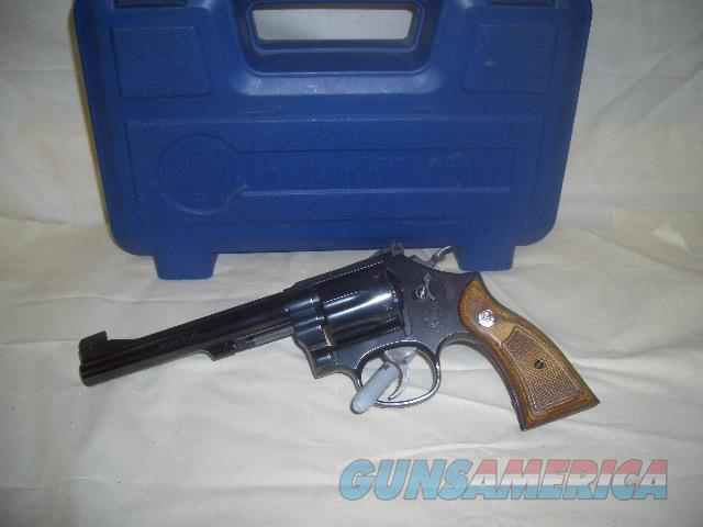 SMITH AND WESSON 14-8 IN 38 SPECIAL  Guns > Pistols > Smith & Wesson Revolvers > Med. Frame ( K/L )