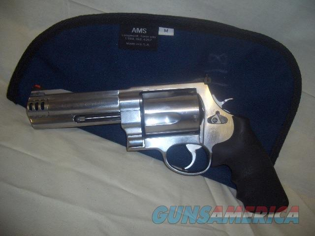 SMITH AND WESSON 460V IN 460 MAG.  Guns > Pistols > Smith & Wesson Revolvers > Performance Center