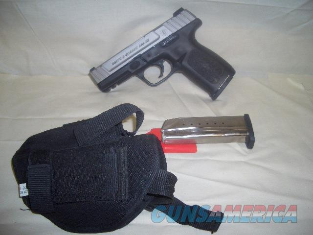 SMITH AND WESSON SD9VE IN 9MM  Guns > Pistols > Smith & Wesson Pistols - Autos > Alloy Frame