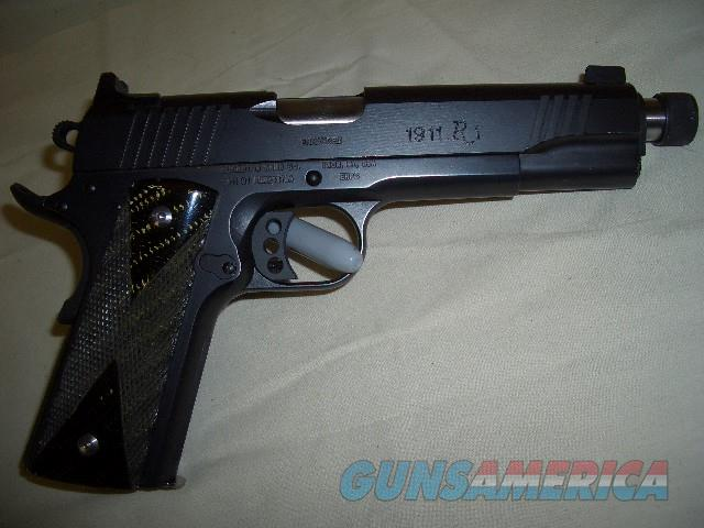 REMINGTON 1911 R-1 ENHANCED IN 45 ACP  Guns > Pistols > Remington Pistols - Modern > 1911