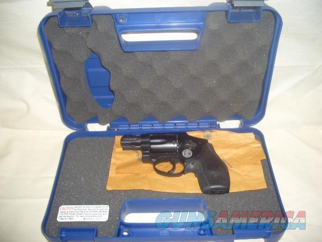 SMITH AND WESSON MILITARY AND POLICE MODEL 340 IN .357 MAG  Guns > Pistols > Smith & Wesson Revolvers > Small Frame ( J )