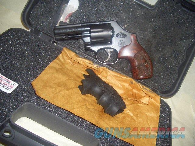 SMITH AND WESSON 586-7 L-COMP PERFORMANCE CENTER IN 357 MAG  Guns > Pistols > Smith & Wesson Revolvers > Performance Center