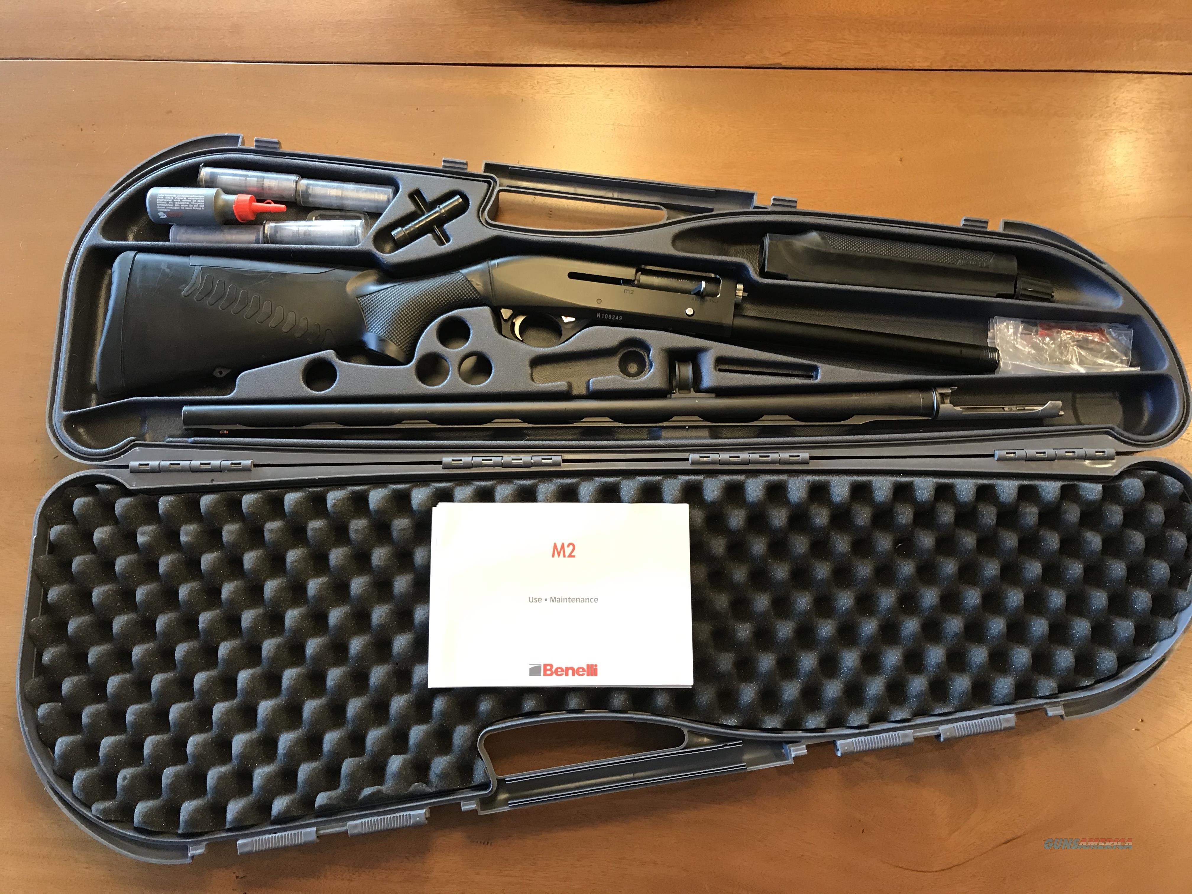 Benelli M2  Guns > Shotguns > Benelli Shotguns > Sporting