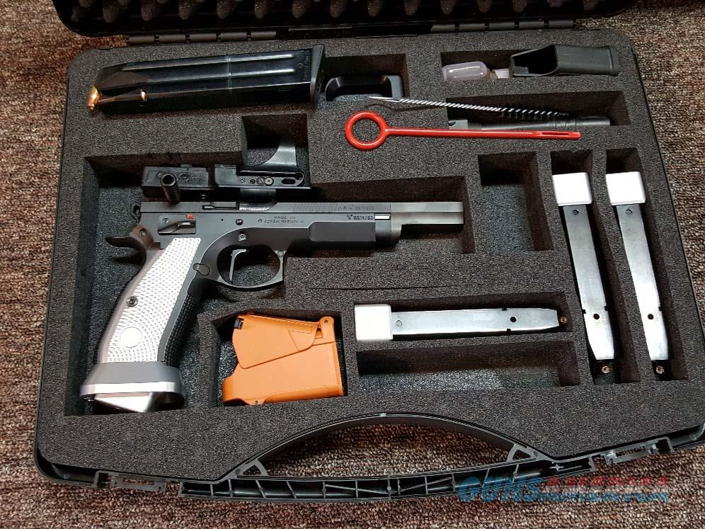 CZ Checkmate racegun  Guns > Pistols > CZ Pistols