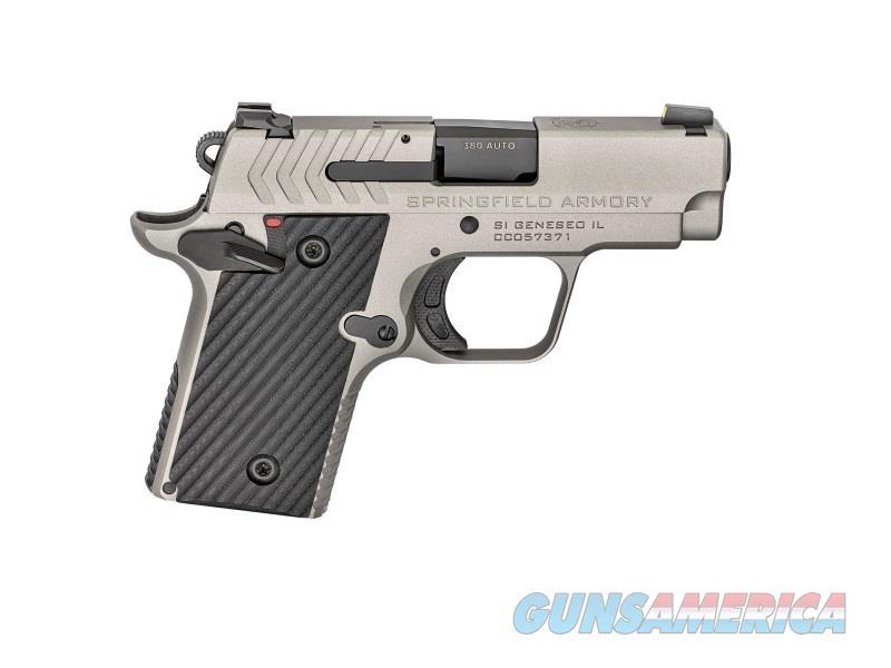 Springfield Armory 911 380 Auto, Titanium, 6/7 RD  NIB  Guns > Pistols > Springfield Armory Pistols > 911