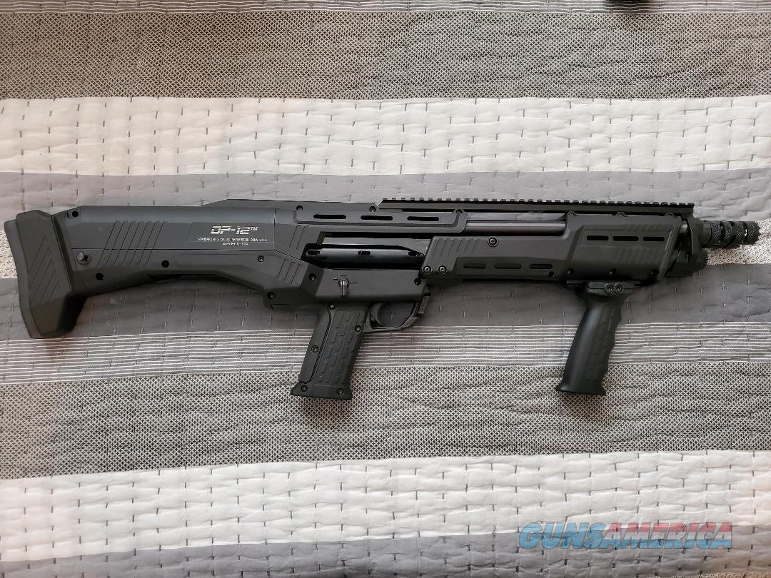 Standard Manufacturing DP12 Shotgun  Guns > Shotguns > S Misc Shotguns