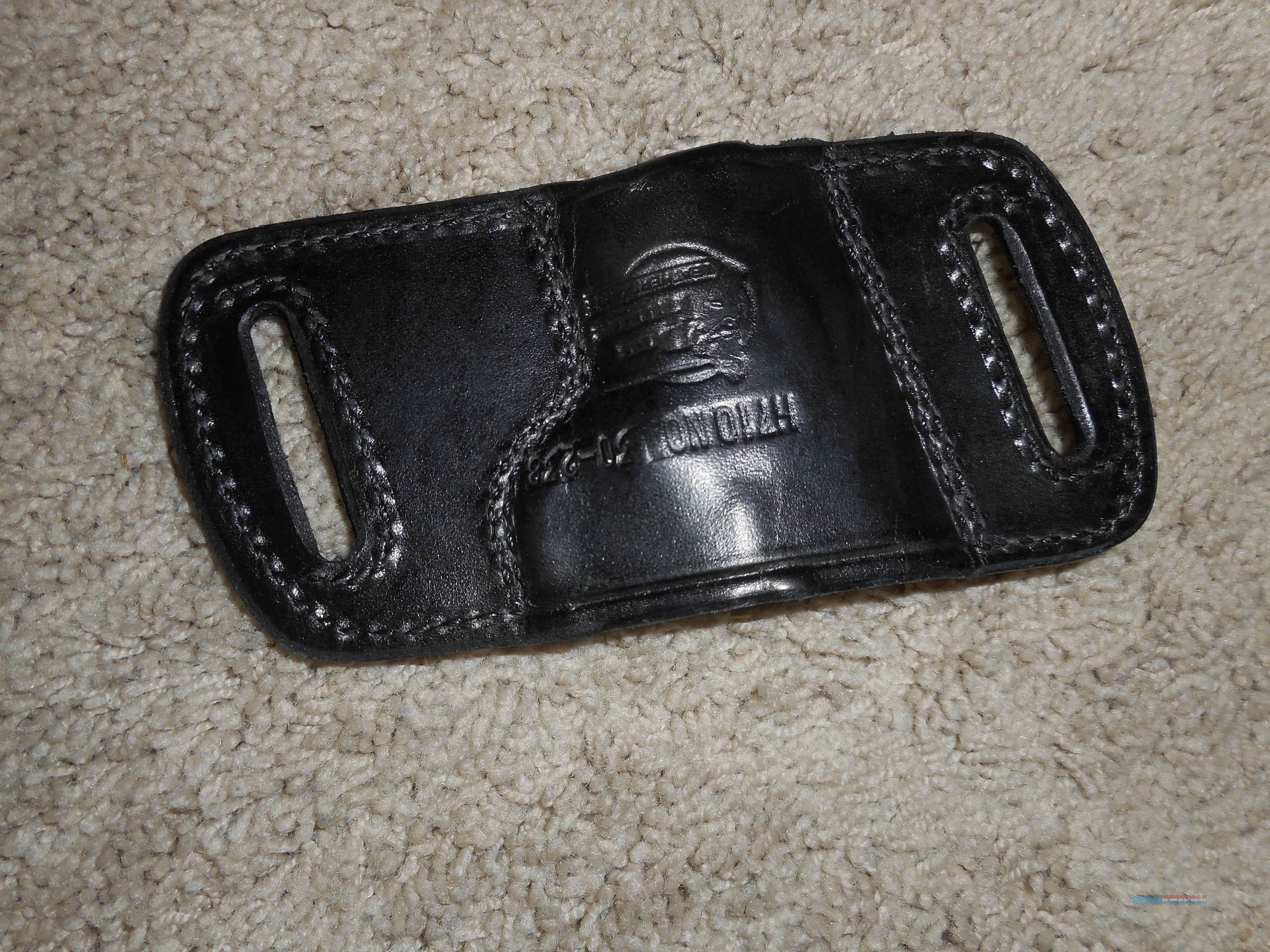 Sig P238 leather holster and mag  Non-Guns > Magazines & Clips > Pistol Magazines > Sig