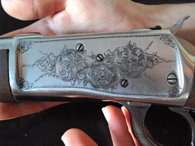 Rossi M92 45 Colt Custom hand engraved  Guns > Rifles > Cowboy Action Rifles Misc.