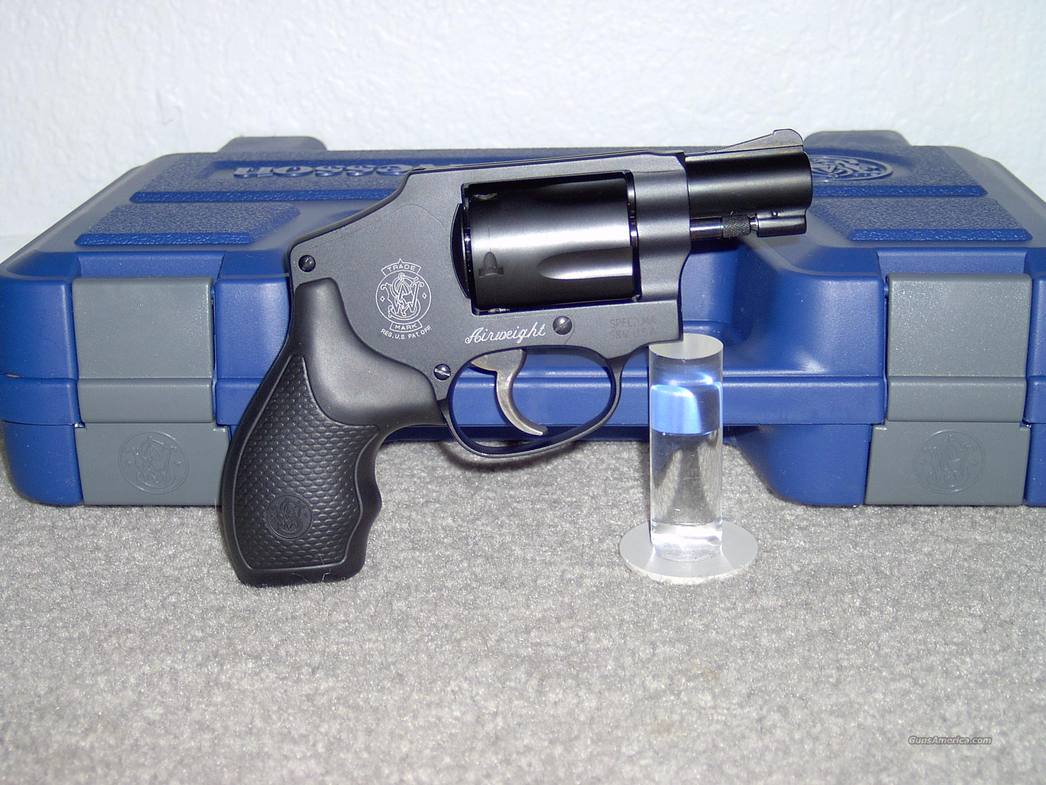 Smith & Wesson Model 442 .38 Special  Guns > Pistols > Smith & Wesson Revolvers > Pocket Pistols