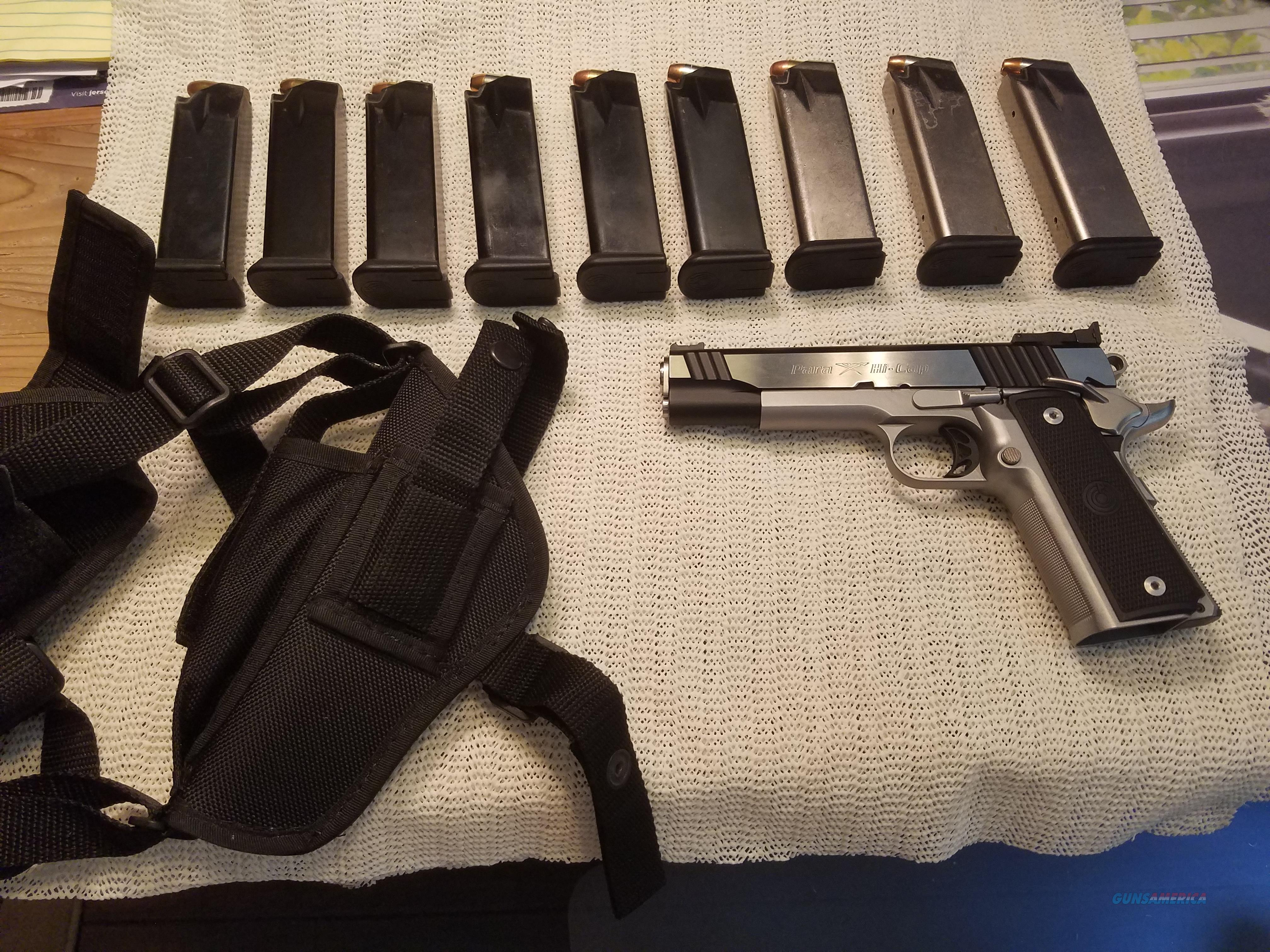 Para P14 45 Limited With upgrades  Guns > Pistols > 1911 Pistol Copies (non-Colt)