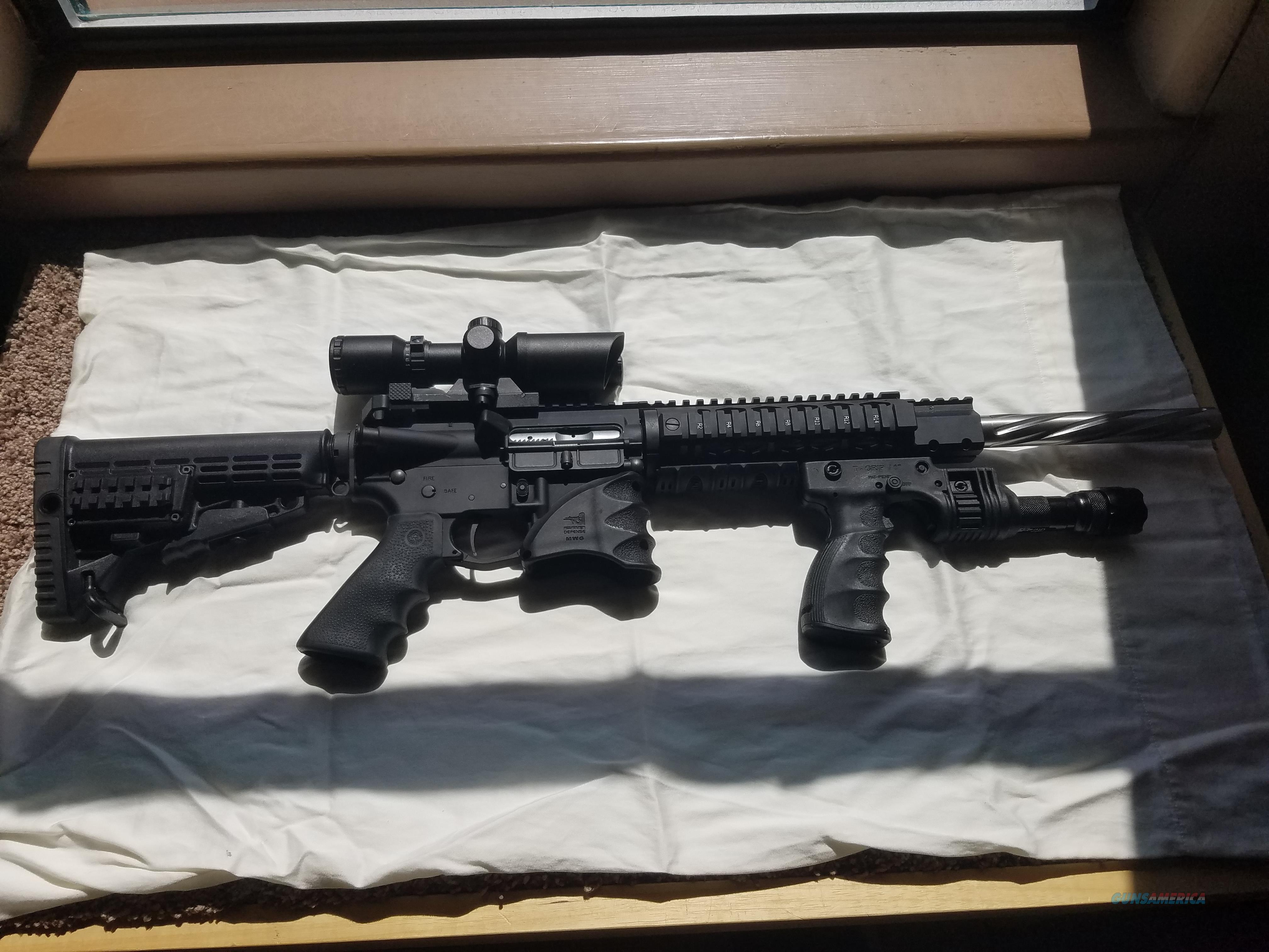 Custom ar15  Guns > Rifles > AR-15 Rifles - Small Manufacturers > Complete Rifle