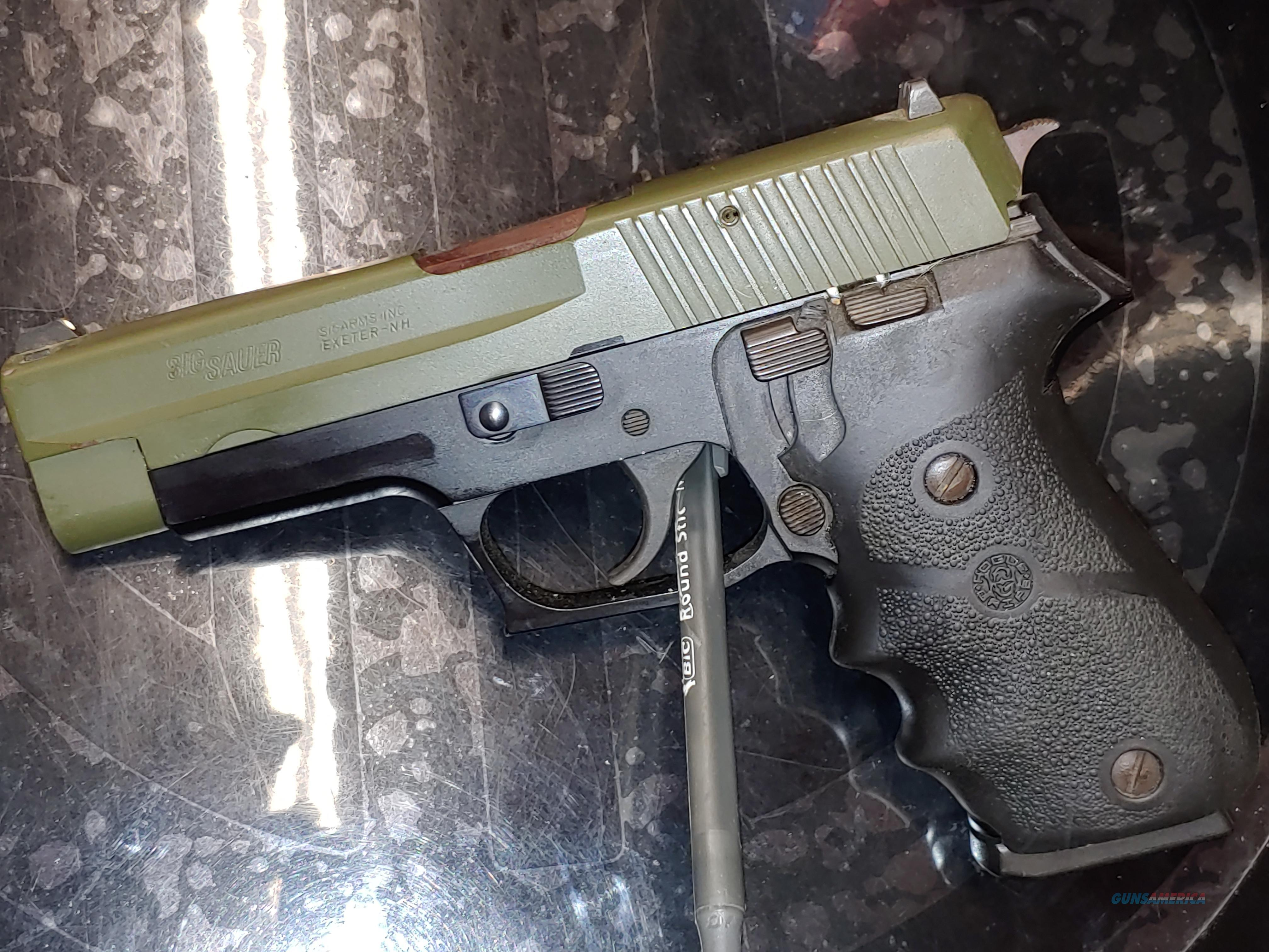 Sig P220  Guns > Pistols > Sig - Sauer/Sigarms Pistols > P220