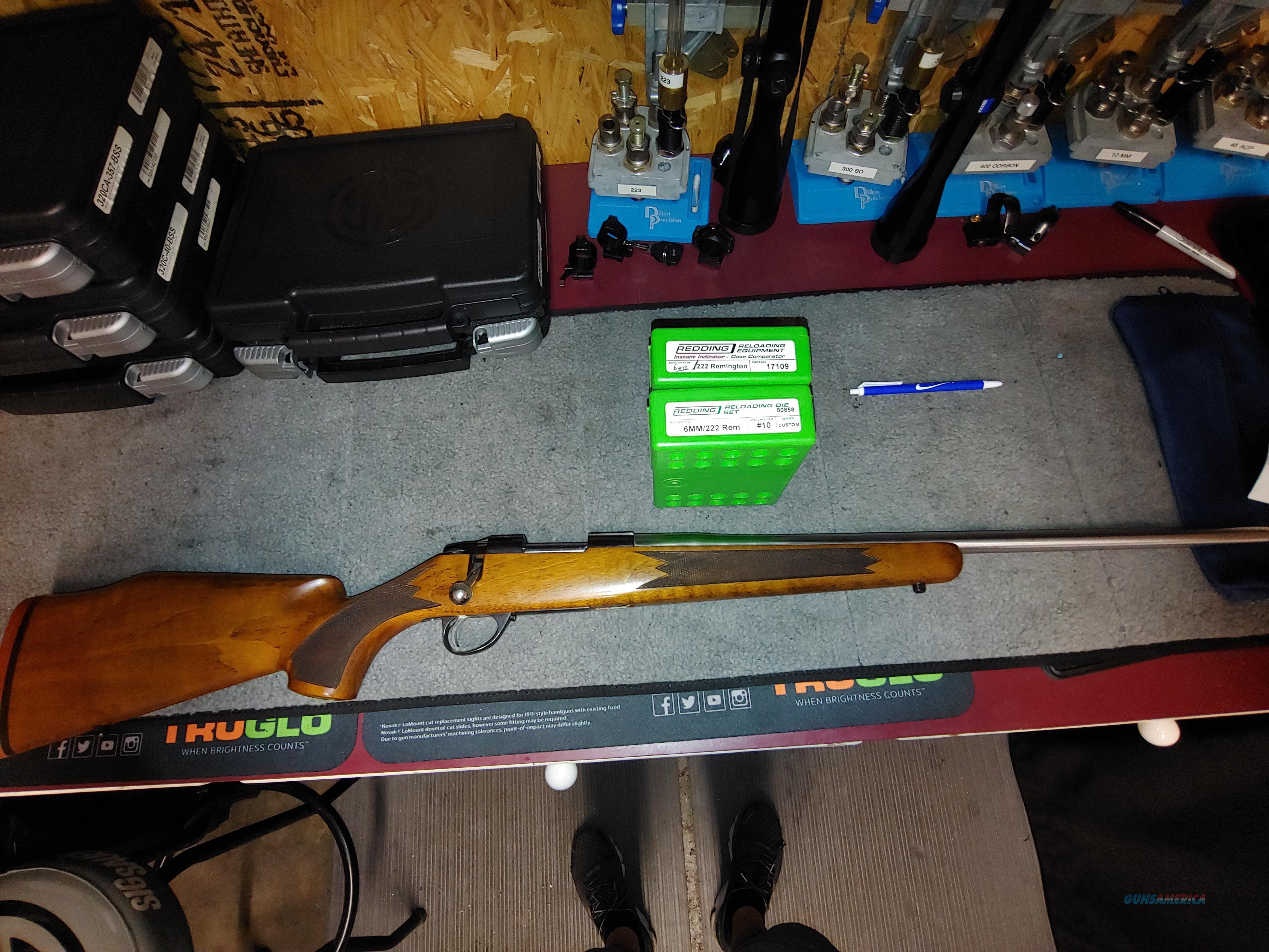 SAKO A1  Guns > Rifles > Sako Rifles > Other Bolt Action