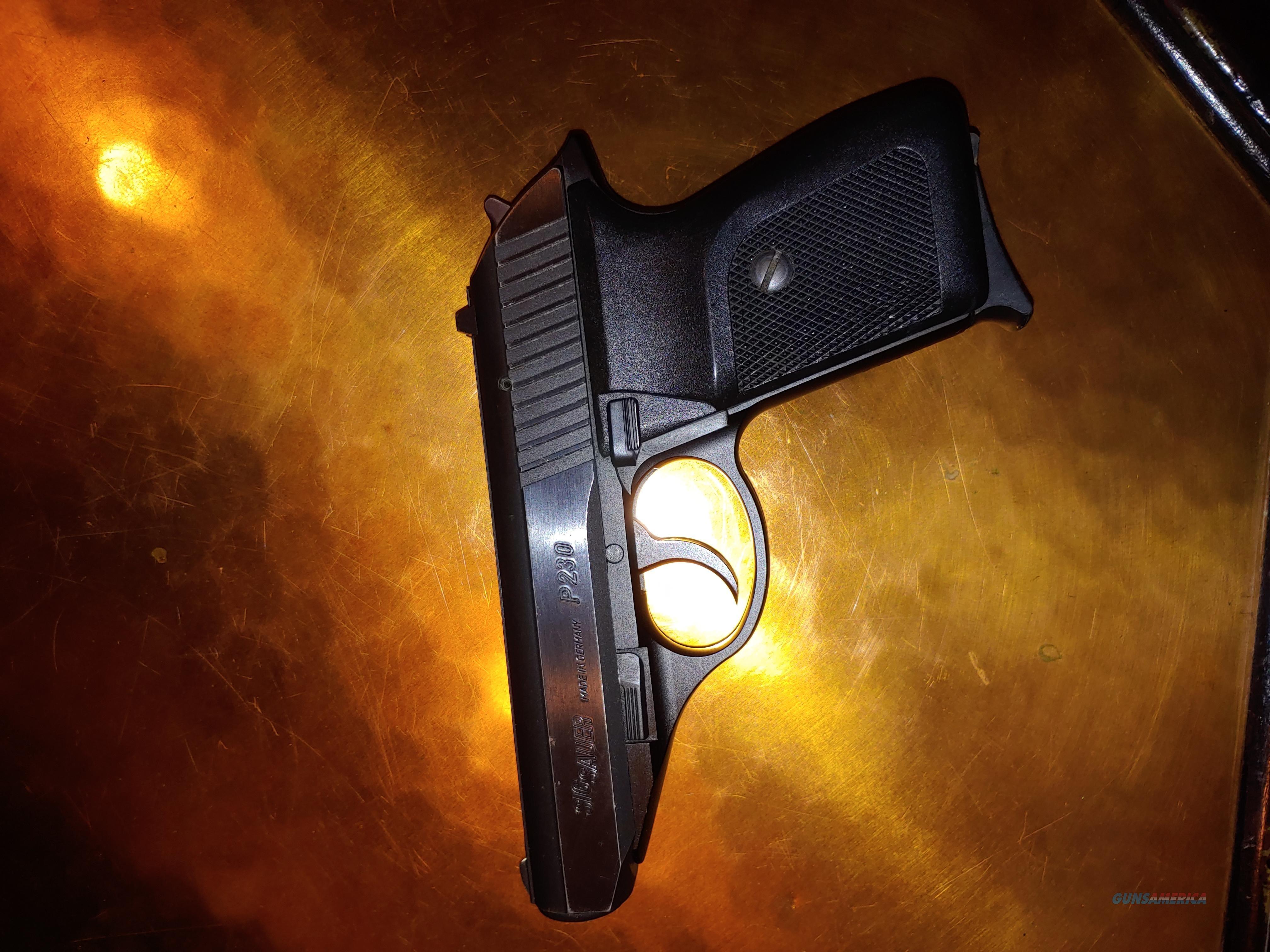 Sig 230  Guns > Pistols > Sig - Sauer/Sigarms Pistols > P230