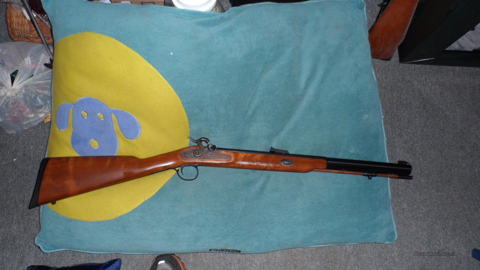 Thompson Center White Mountain Carbine  Guns > Rifles > Thompson Center Muzzleloaders > Hawken Style