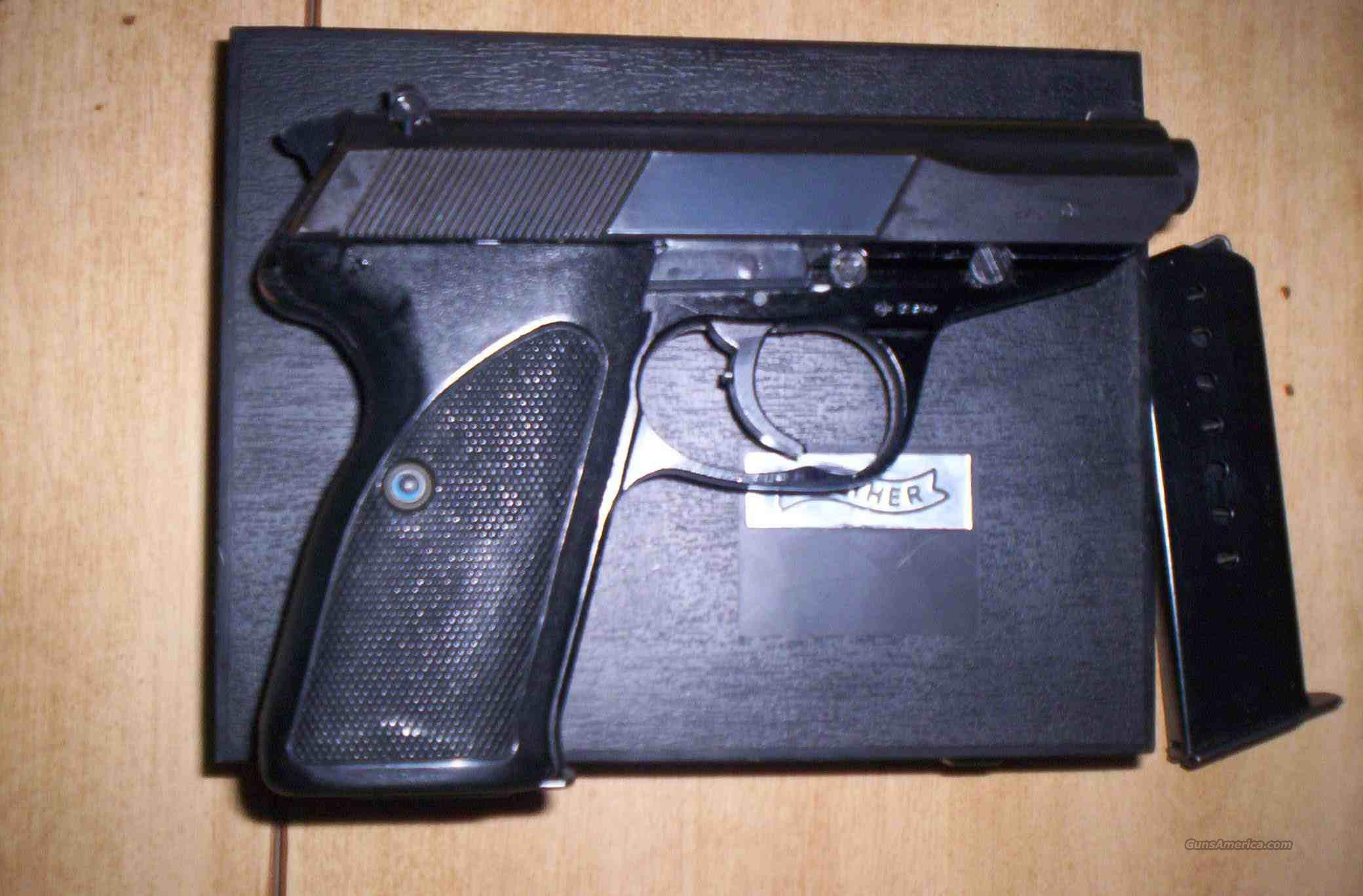 Walther P5  9mm  Guns > Pistols > Walther Pistols > Post WWII > Large Frame Autos
