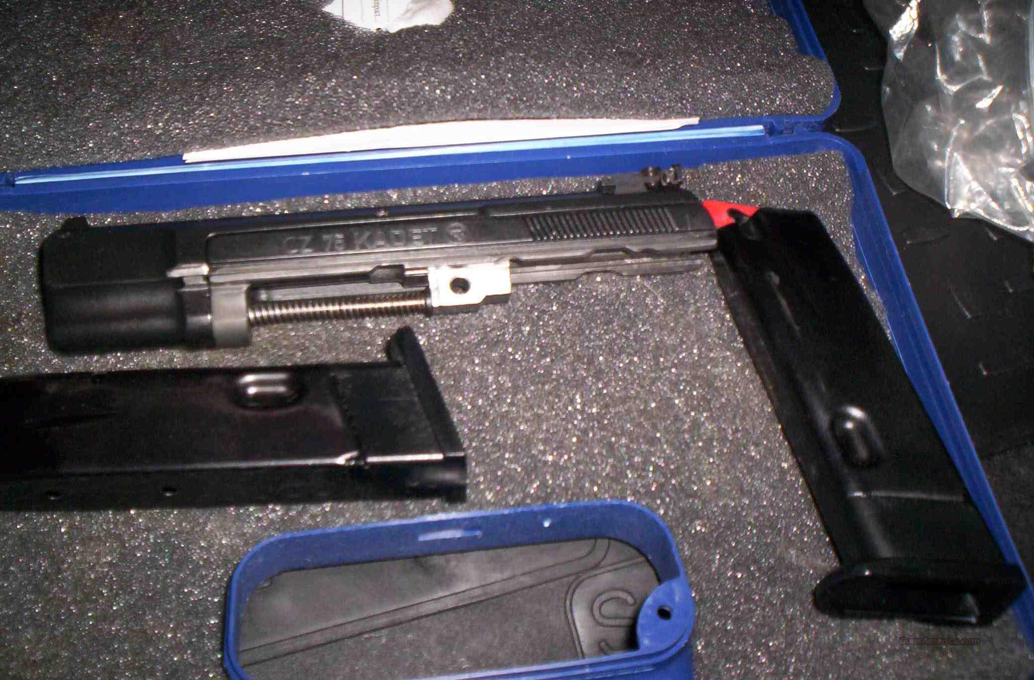 CZ75 22 Rimfire Kadet Conversion Kit  Non-Guns > Gun Parts > Misc > Pistols