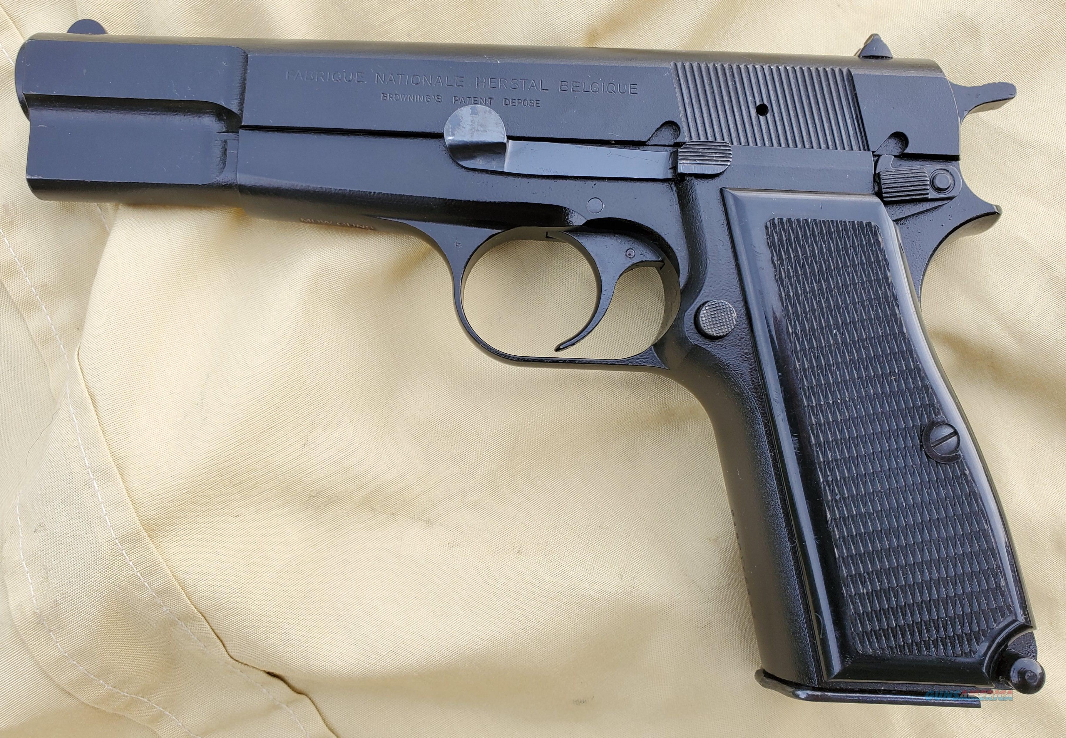 WTS FN (Herstal B) High Power   Guns > Pistols > FNH - Fabrique Nationale (FN) Pistols > High Power Type