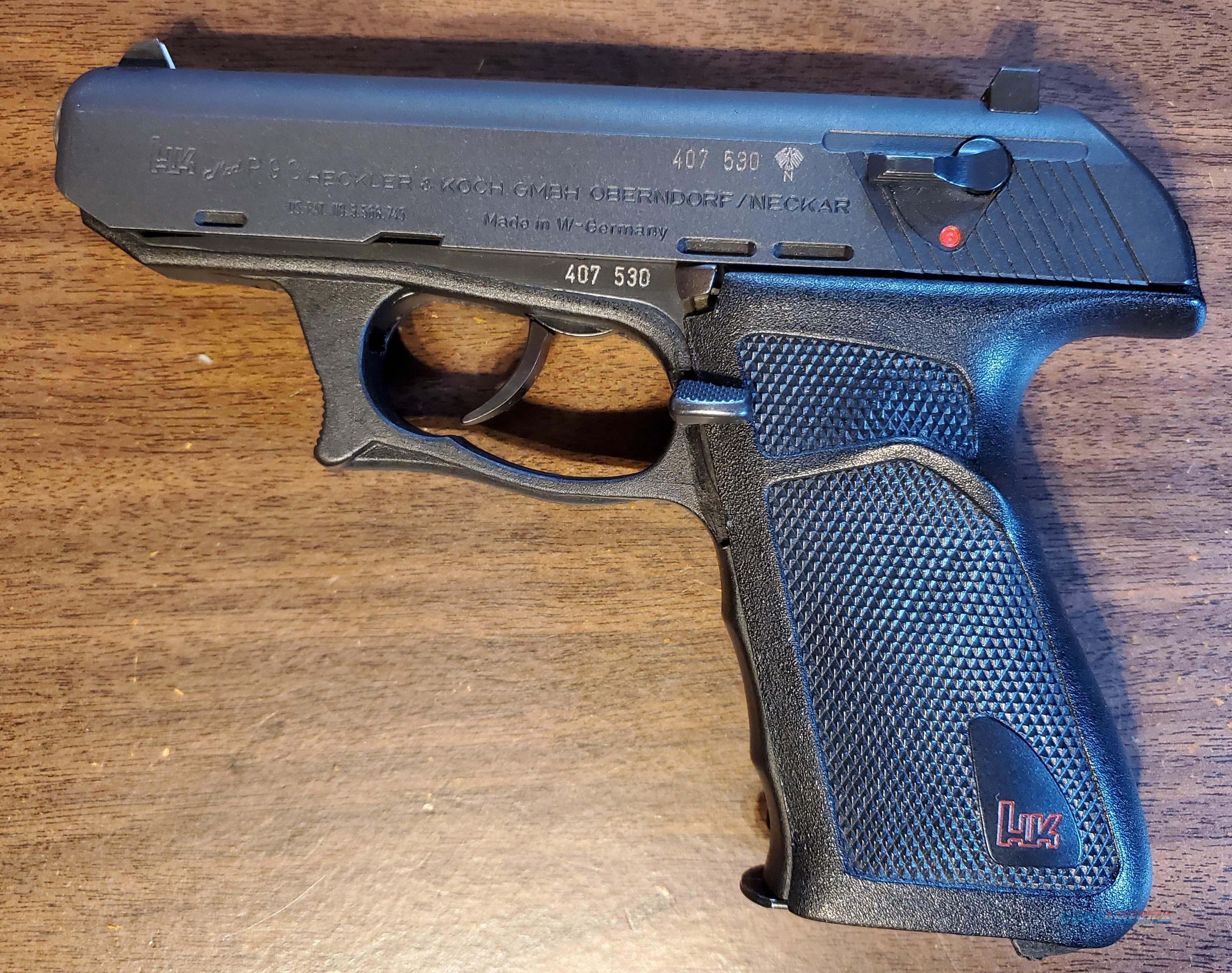 WTS HK P9S .45ACP  Guns > Pistols > Heckler & Koch Pistols > SteelFrame