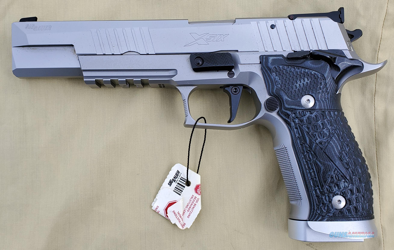 WTS P226 X6 Supermatch  Guns > Pistols > Sig - Sauer/Sigarms Pistols > P226