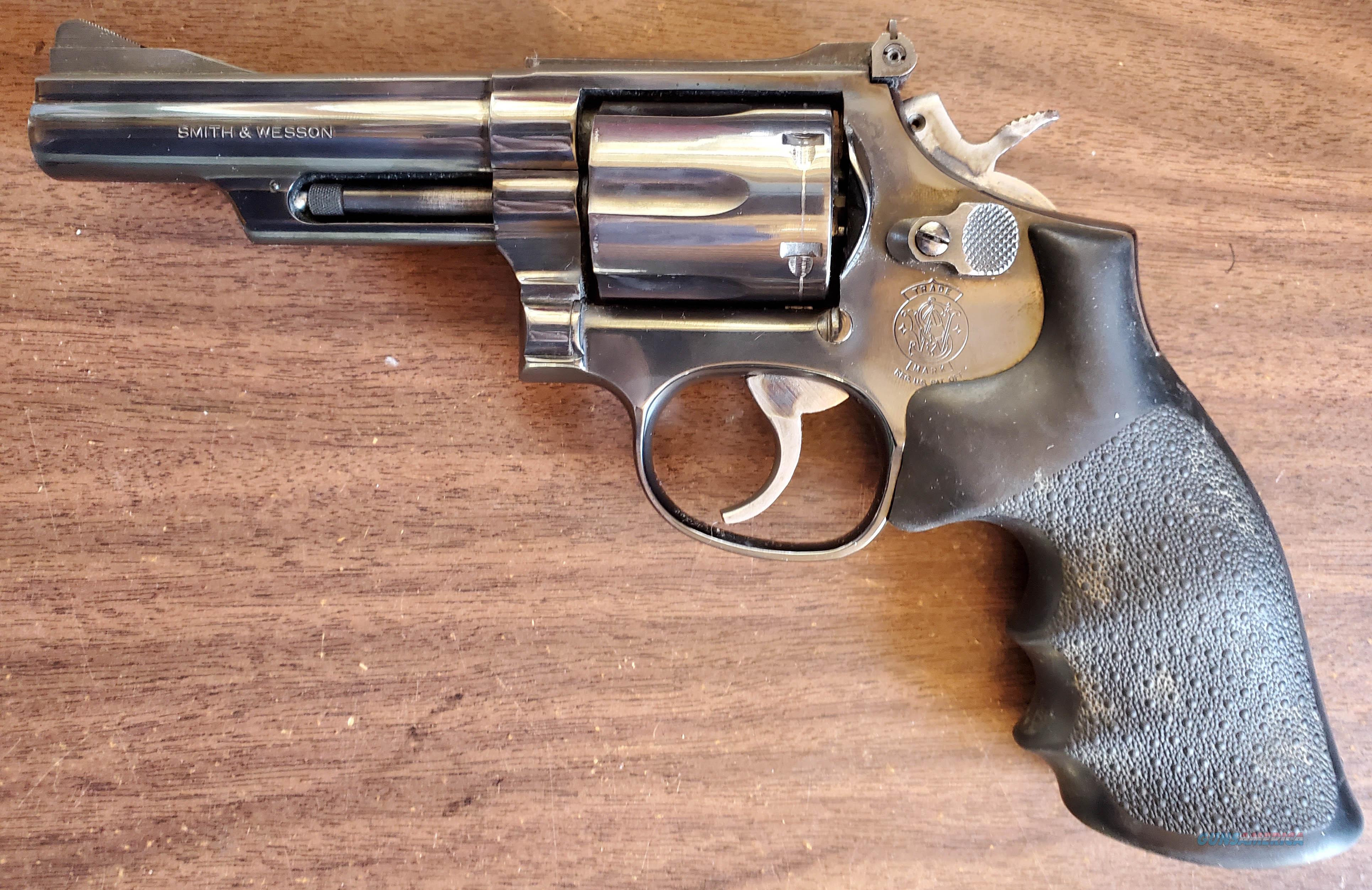 WTS S&W Model 19-5   Guns > Pistols > Smith & Wesson Revolvers > Med. Frame ( K/L )