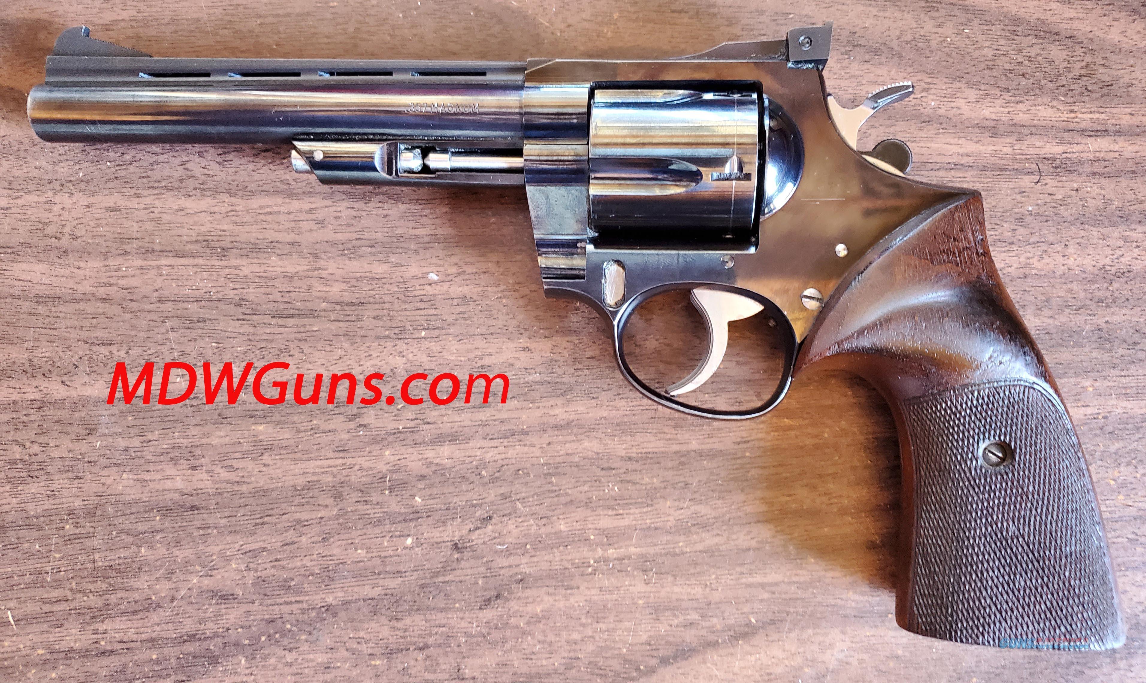 """WTS Korth Sport Revolver 6""""  Guns > Pistols > O Misc Pistols"""