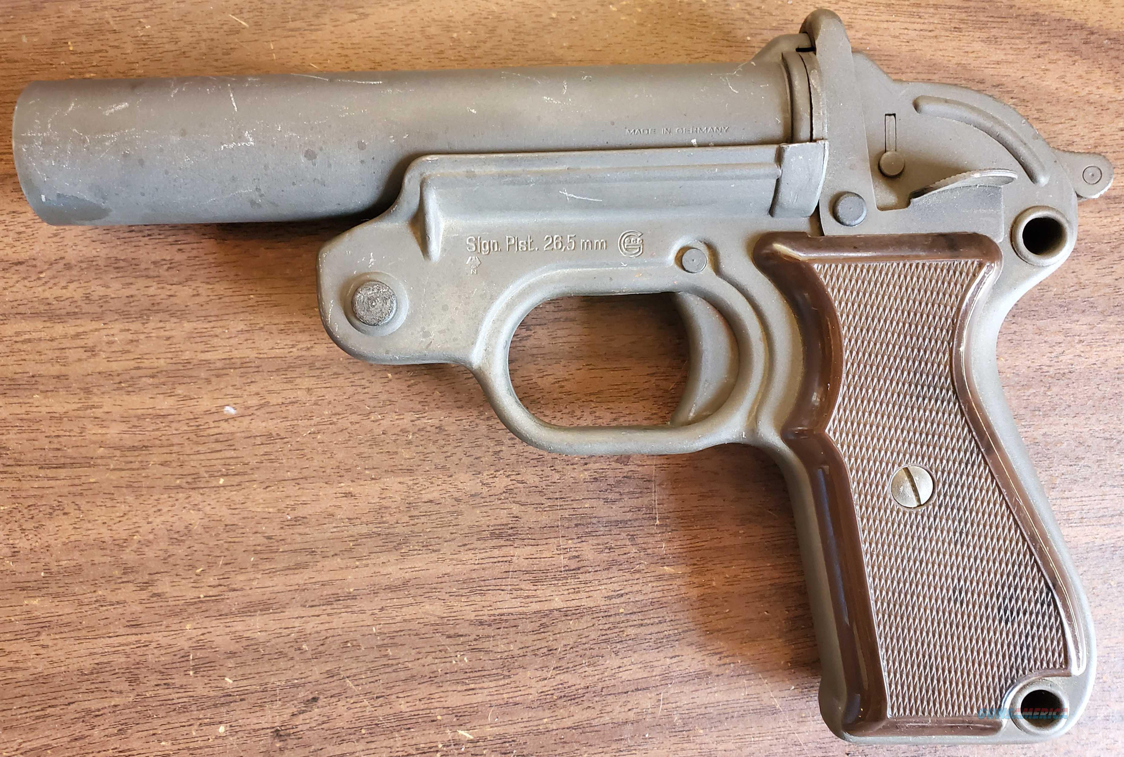 WTS Diana Flare pistol  Non-Guns > Miscellaneous